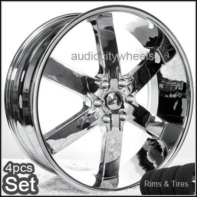 26Rims Tires Wheels Chevy Ford Escalade GMC RAM