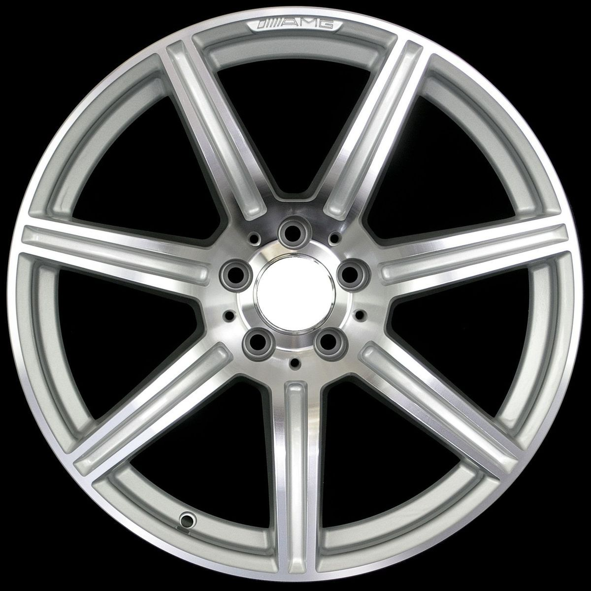 19 AMG E63 Style Staggered Wheels Rims Fit Mercedes SLK300 SLK320
