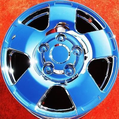 NEW 18 TOYOTA TUNDRA TRD OEM CHROME FACTORY WHEELS RIMS SEQUOIA 69516